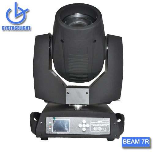 CYSTAGELIGHT 230w Sharpy 7r Beam Moving Head Light Small Mini Beam 230 Moving Head
