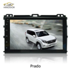 car radio gps navigator audio car system for toyota prado screen navigation