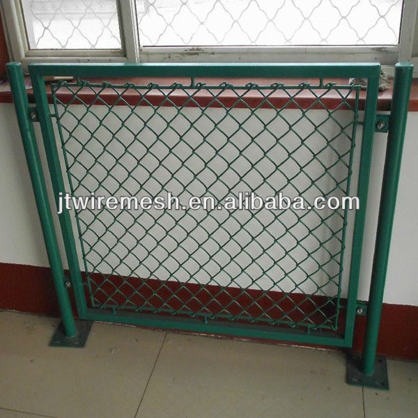 Road side fence/Pvc coated welded wire mesh fence/Wire mesh fence