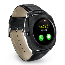 Iradish X3 Smart Watch 2G GSM Bluetooth Phone MTK6261D 1.33inch Sleep Monitor Health Pedometer for iOS Android Smartphones