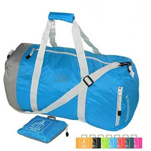 Wholesale Foldable Travel Bag Weekend Sports Bags Lightweight For Gym And Vacation