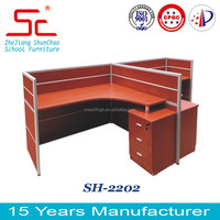 Hot sale office teacher desk SH - 2202