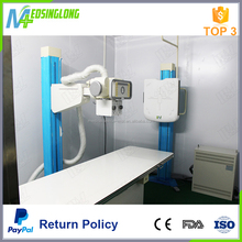 MSLHX06 CE approved high frequency radiography 300ma medical x-ray machine prices