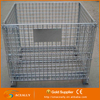 Aceally folding steel storage cage/equipment storage cages