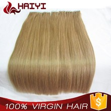 Thick Bottom Factory Price Full Cuticle 100% Unprocessed Virgin Remy Blonde Hair