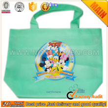China Supplier spun bond non woven Shopping grocery bag