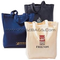 Canvas Cloth Cotton Fabric Woven Tote Bags or Sacks