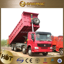 Sinotruk 8X4 Dump Truck ZZ3317N2867C1, same to hino dump truck and dump truck hydraulic piston for sale