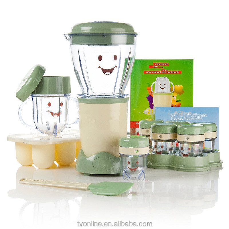 Hot Sale Manual Baby Food Processor/Baby Food Maker