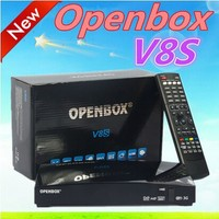 NEW Openbox V8S 600MHz processor Support YouPorn,USB WIFI,3G, Original Openbox V8S Satellite Receiver