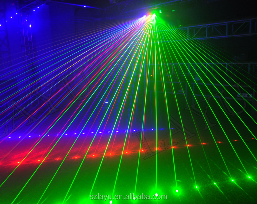 2017 new led par <strong>beam</strong> lazer laser projector and grating laser light show system for nightclubs dj party