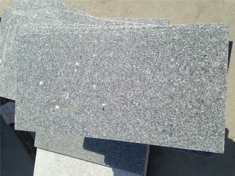 Natural Grey Crushed Granite outdoor paving tiles