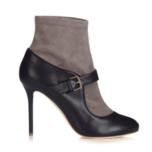 Two In One Hot Designer Mary Jane Boot Lady Spring Shoes