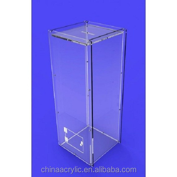 personalized clear customized printed custom acrylic podium