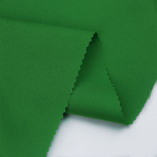 Good selling woven plain yarn dyed polyester woollen fabric for garment