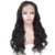 Cuticle aligned brazilian human hair 360 lace frontal wig body wave long hair wigs for black women