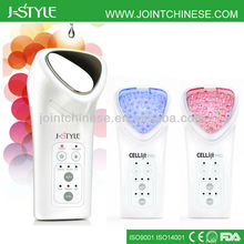 Best Multifunctiional 3-IN-1 Rechargeable Handheld Photon Multifunctional Anti Aging Home galvanic machine benefits