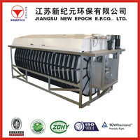 water filter system/rotary disc filter machine used in water plant