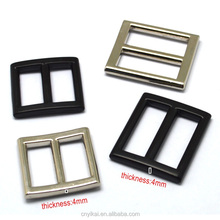 metal Tri-Glide Slider Buckle metal strap slider buckle