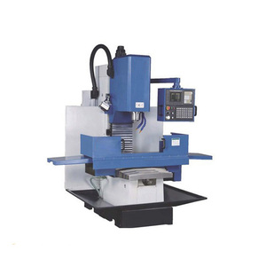 XK7136 China high precision vertical 3 axis cnc milling machine price