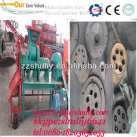 carbon black briquette making machine/charcoal rods machine/coal powder press machine