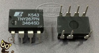 TNY267PN TNY267P DIP Inline new imported power chip is definitely not disassemble refurbished