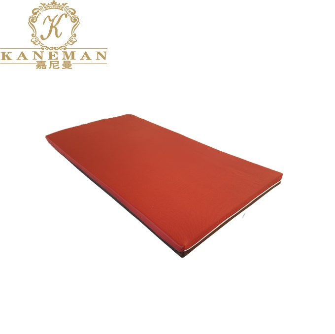 OEM compressed economical two sides use 3D mesh fabric foam mattress roll packing in sleeve - Jozy Mattress | Jozy.net