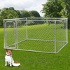 The Most Popular And Cheap Dog Kennel Made from Iron Fence