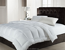 Factory Price Polyfiber 300 TC Cotton Satin Quilted Bed Comforters for Hotel