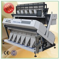 Thai rice color sorter machine with 480 channels(JTDM-CCD480)