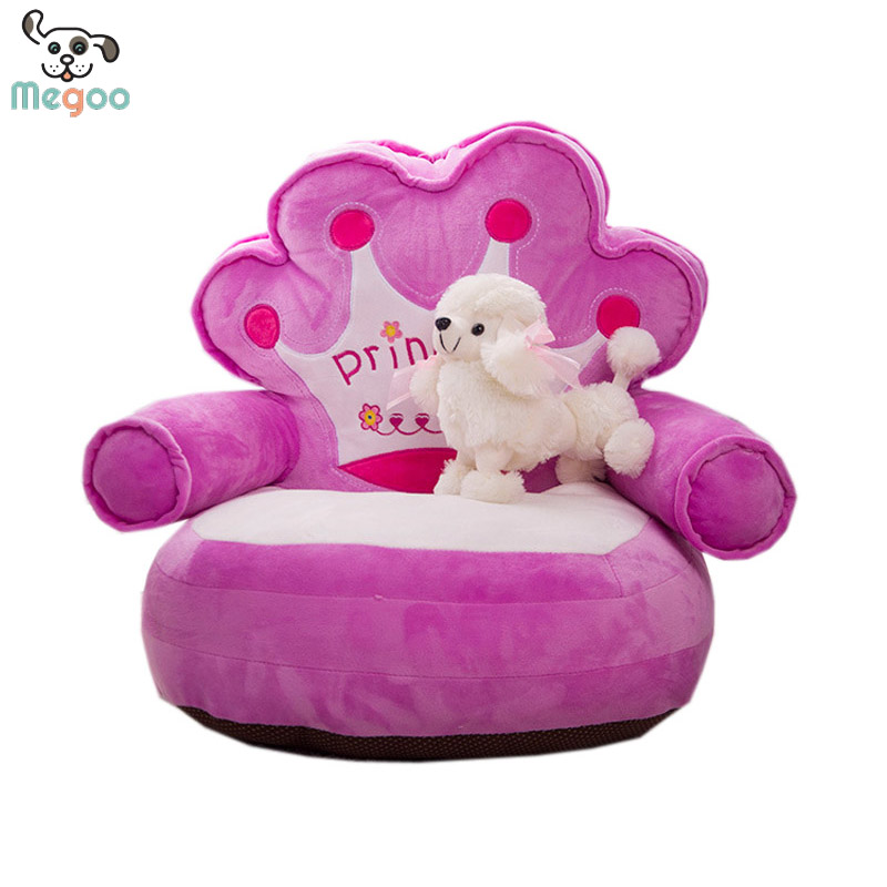 Luxury Dog Bed Crown Puppy Bed Winter Dog Beds With PP Cotton Padded