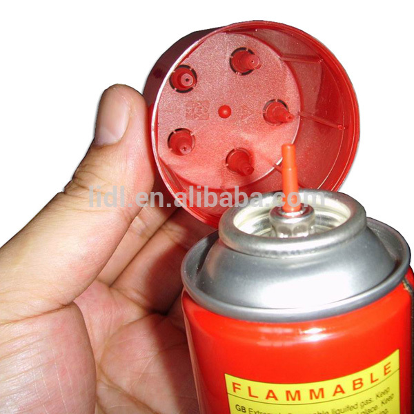 300ml universal 7X refined gas / lighter gas refill / butane gas
