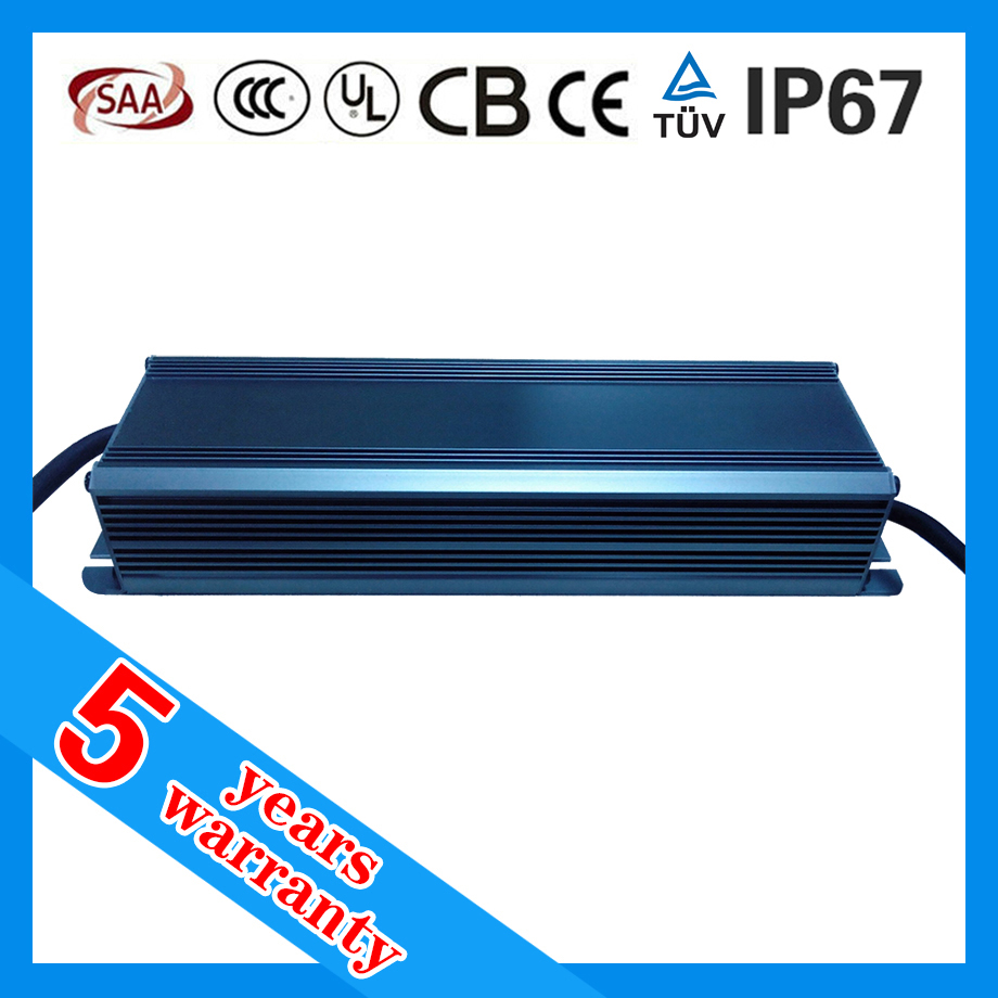30W 60W 70W 90W 100W 120W 150W 200W 250W 300W 400W EMC constant voltage LED power supply with PFC