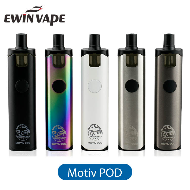 Original All-in-one Vape Kit Joyetech Motiv POD Kit with 4ml Cartridge