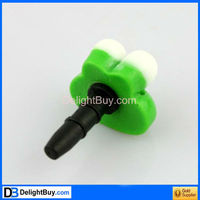 Earphone 3.5 mm Ear Cap Dock Dust Plug for Apple iPhone iPod Cell Phone