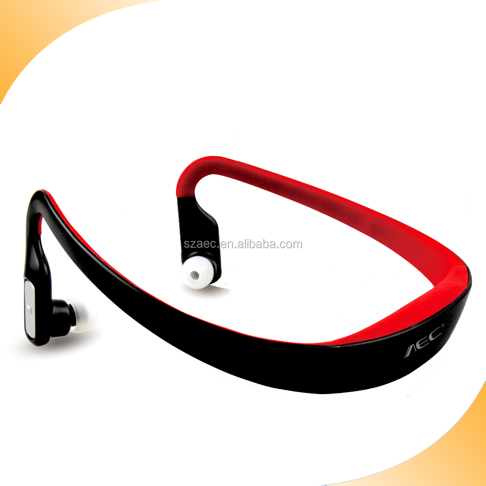 sports stereo wireless bluetooth headset of best price with microphone,Free Samples of headphone