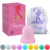 MC019 Breathable New Stype All Size Personalized Best Discount Menstrual Cup Fda Wholesale China
