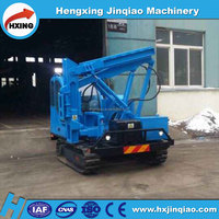 HX Solar System Function Used Screw Pile Driver