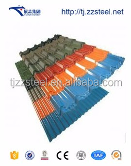 Cheap Price Roofing Iron Sheets Galvanized Metal Roofing