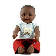 Eco-Friendly Low Price Dolls For Kids Like Real Doll Black Baby Doll H-15