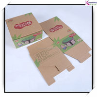 Professional manufacturer High-ranking corrugated paper poop box packaging box
