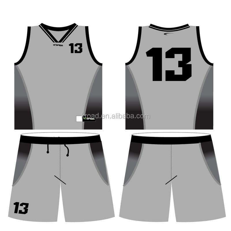 Großzügig Basketball Uniform Design Vorlage Bilder ...