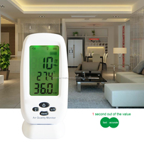 PM2.5 Particle Counter Air Dust Detector