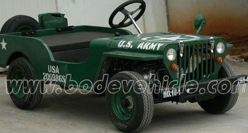 Willys Jeep 110cc Mini Jeep (MC-424)