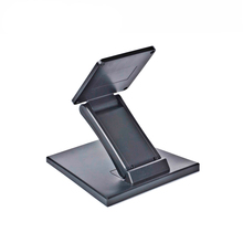 High quality 10-29 inch LCD monitor vesa stand folding base computer terminal