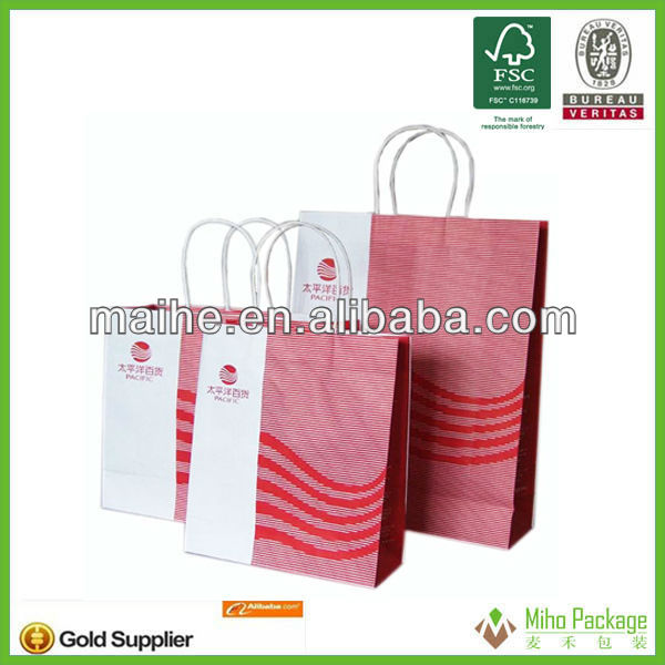 paper bag/paper bags manufacturing process/company names of paper bags