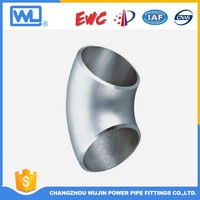 Large Diameter A234 Wpb 90 Degree Elbow Long Radius