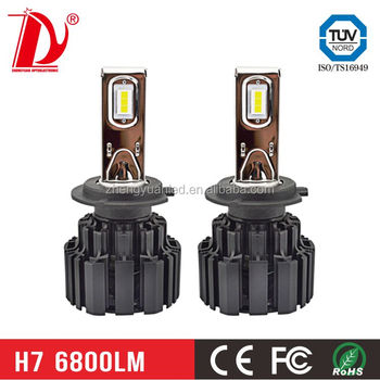 13600lm 100W d2s led headlights best product with super power led headlight for H4 H7 H11 9005 9006 h7 led canbus