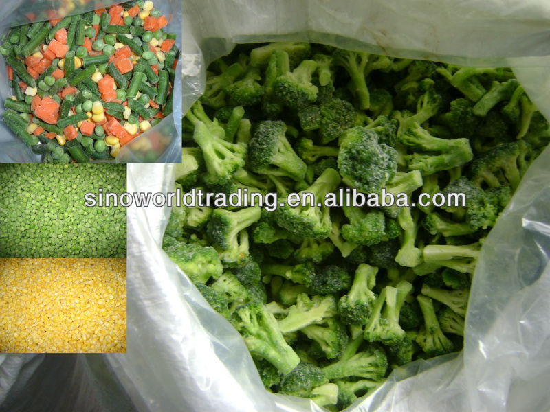 good quality vegetarian frozen food