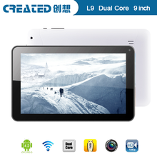 Wholesale facotry price 9 inch A23 Quad core capacitive touch screen android tablet MID
